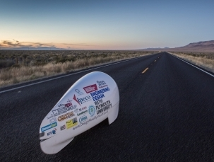 BEARINGS FROM R.A. RODRIGUEZ HELP BEAT WORLD LAND SPEED RECORD