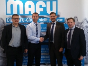 R.A. Rodriguez UK Ltd announce new partnership with MAFU GmbH AUTOMATION