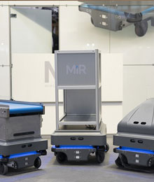 Mobile Industrial Robot