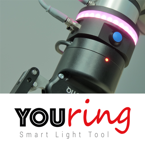 YouRing smart, programmable robot status device